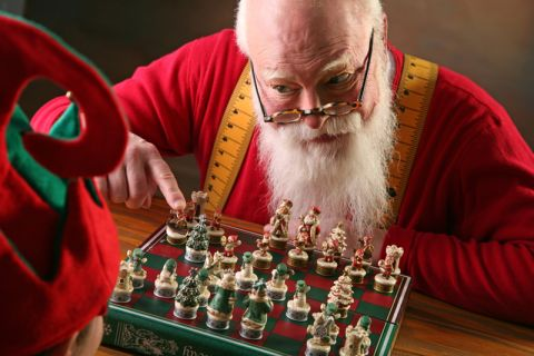Bildresultat för chess christmas